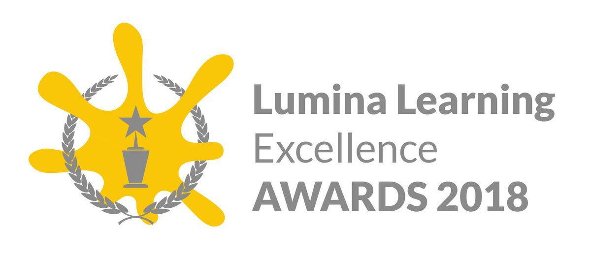 Finalist voor Excellence in Innovation Award 2018